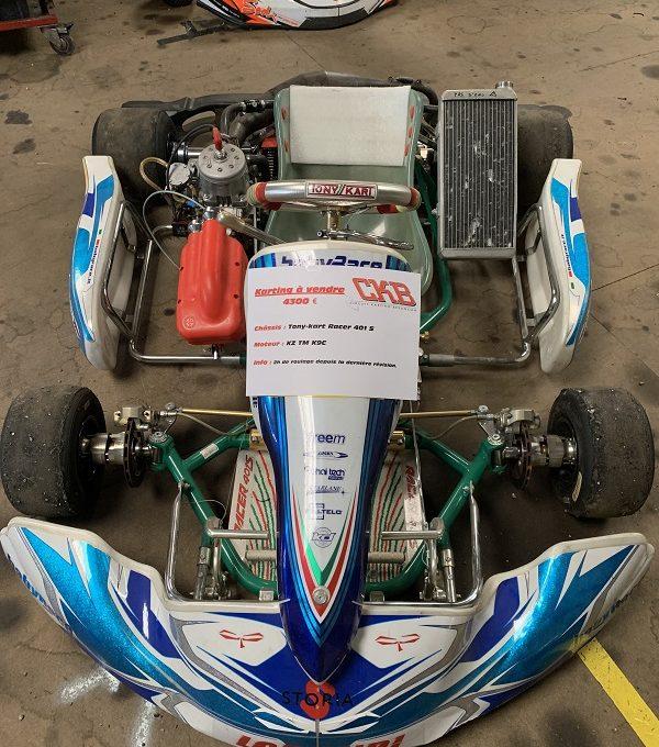 TONY KART RACER 401 S